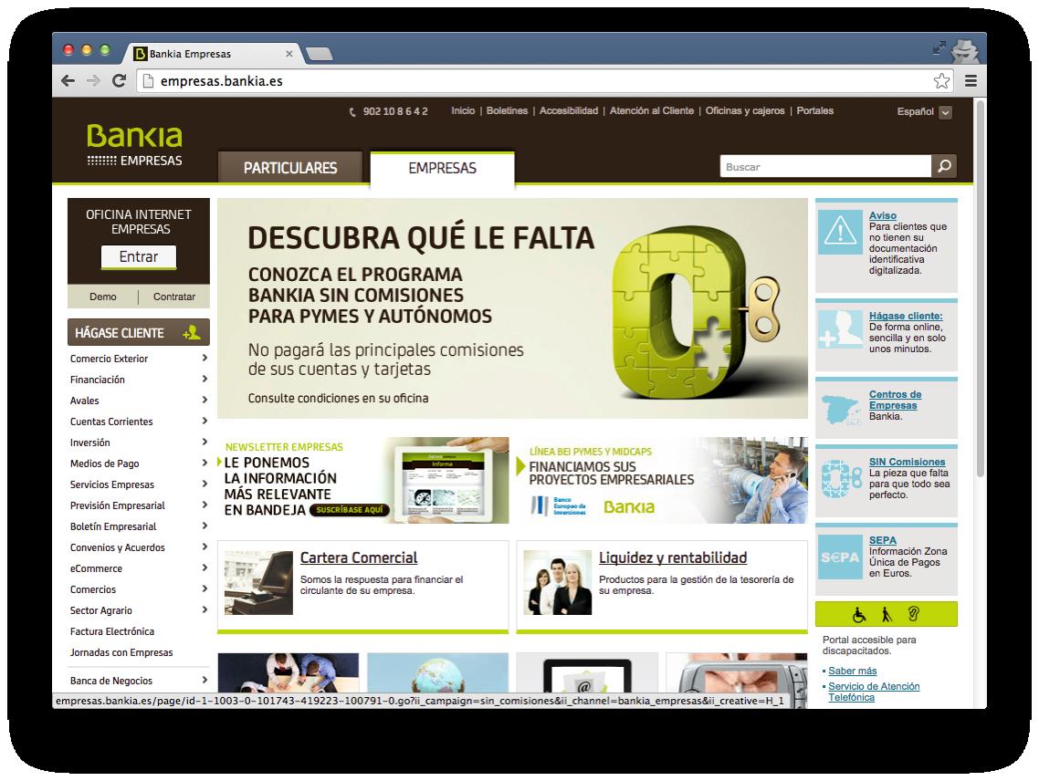 Chrome Mac Empresas Home