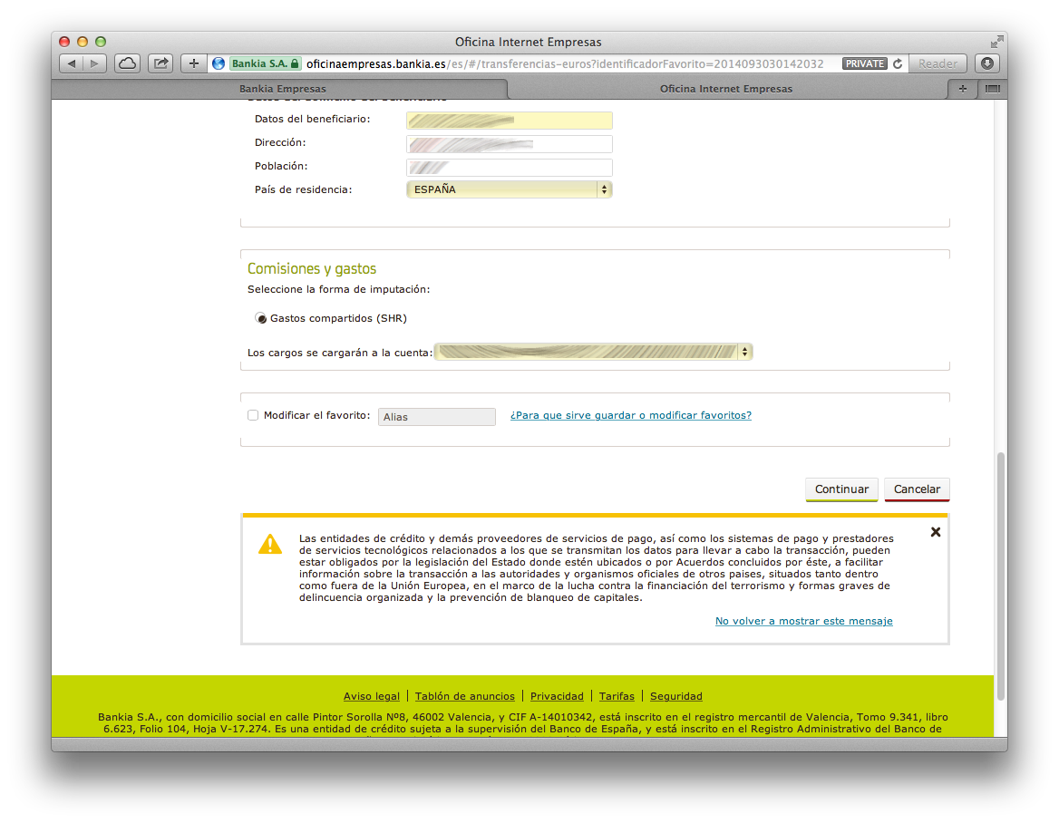 Safari Mac Broken Continuar