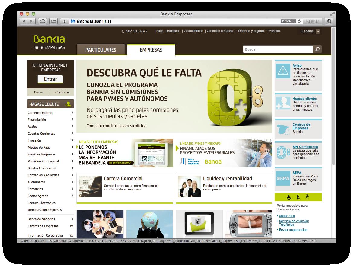 Safari Mac Empresas Home